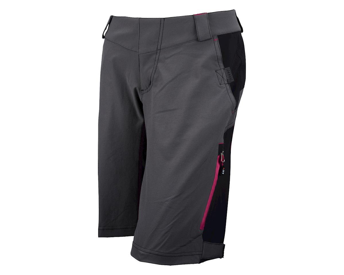 Image 1 for Louis Garneau Zappa Shell Women's Baggy Shorts (Grey) (Xxlarge)