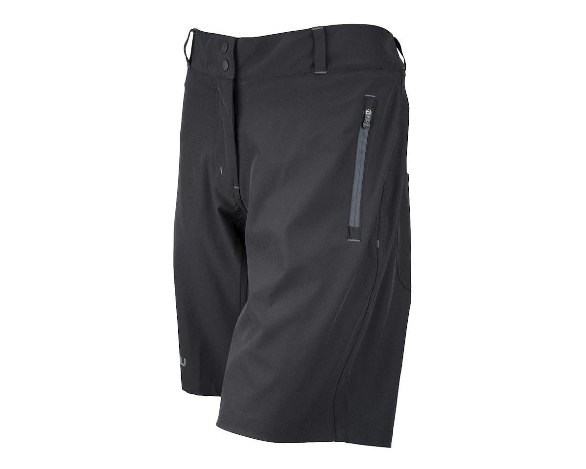 Louis Garneau Women's Latitude MTB Shorts (Black) (M)