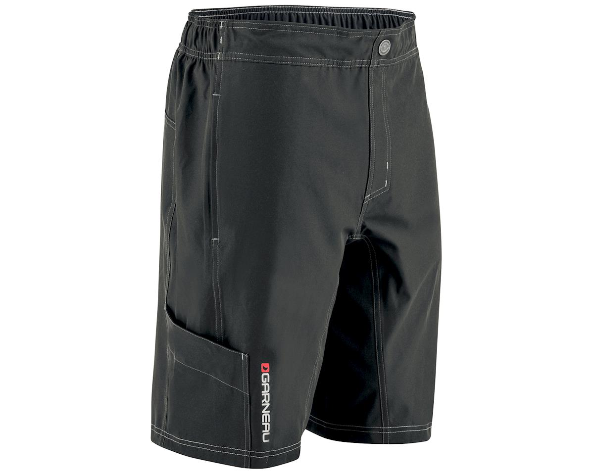 Louis Garneau Range Bike Shorts (Black)