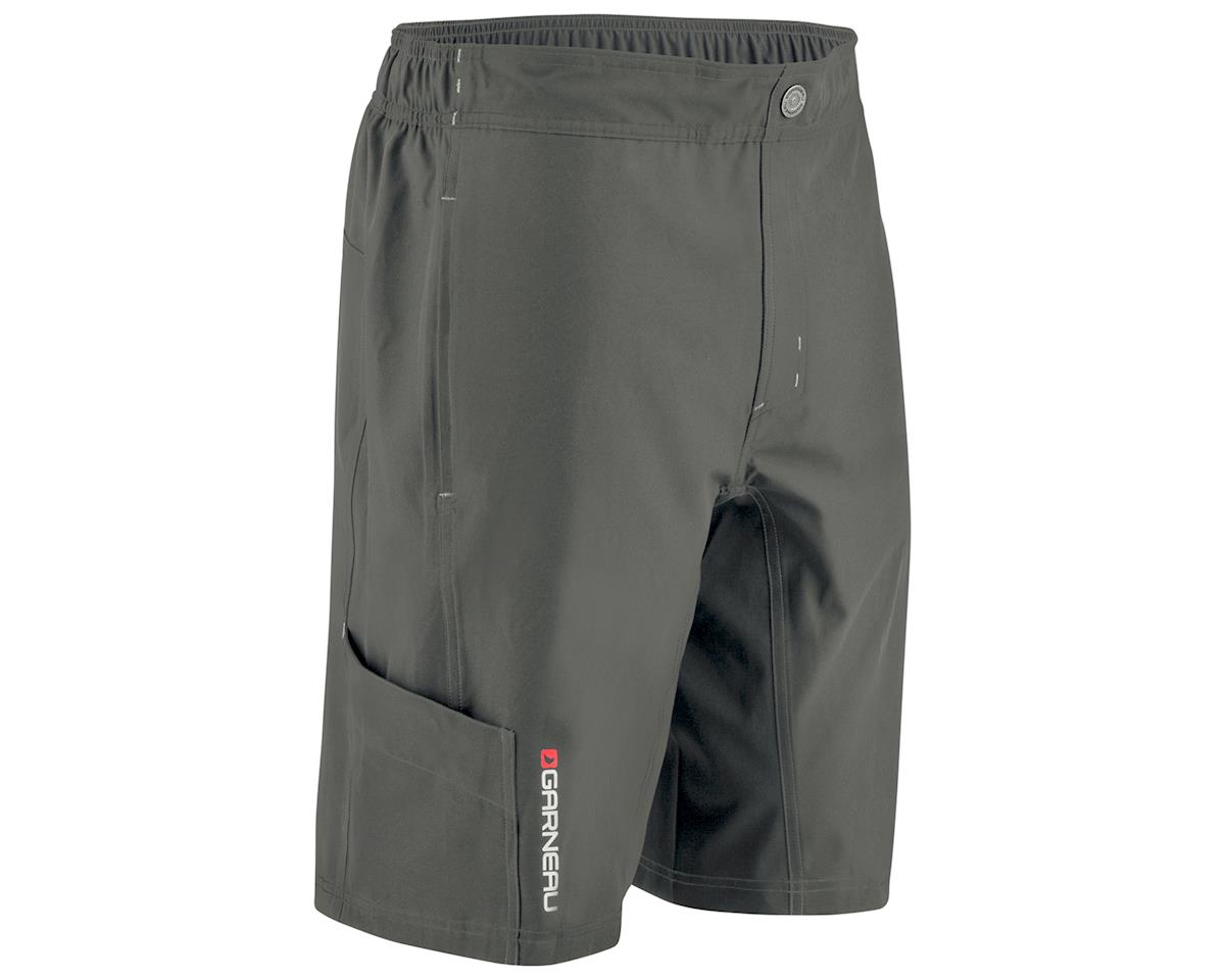 Louis Garneau Range Bike Shorts (Asphalt)