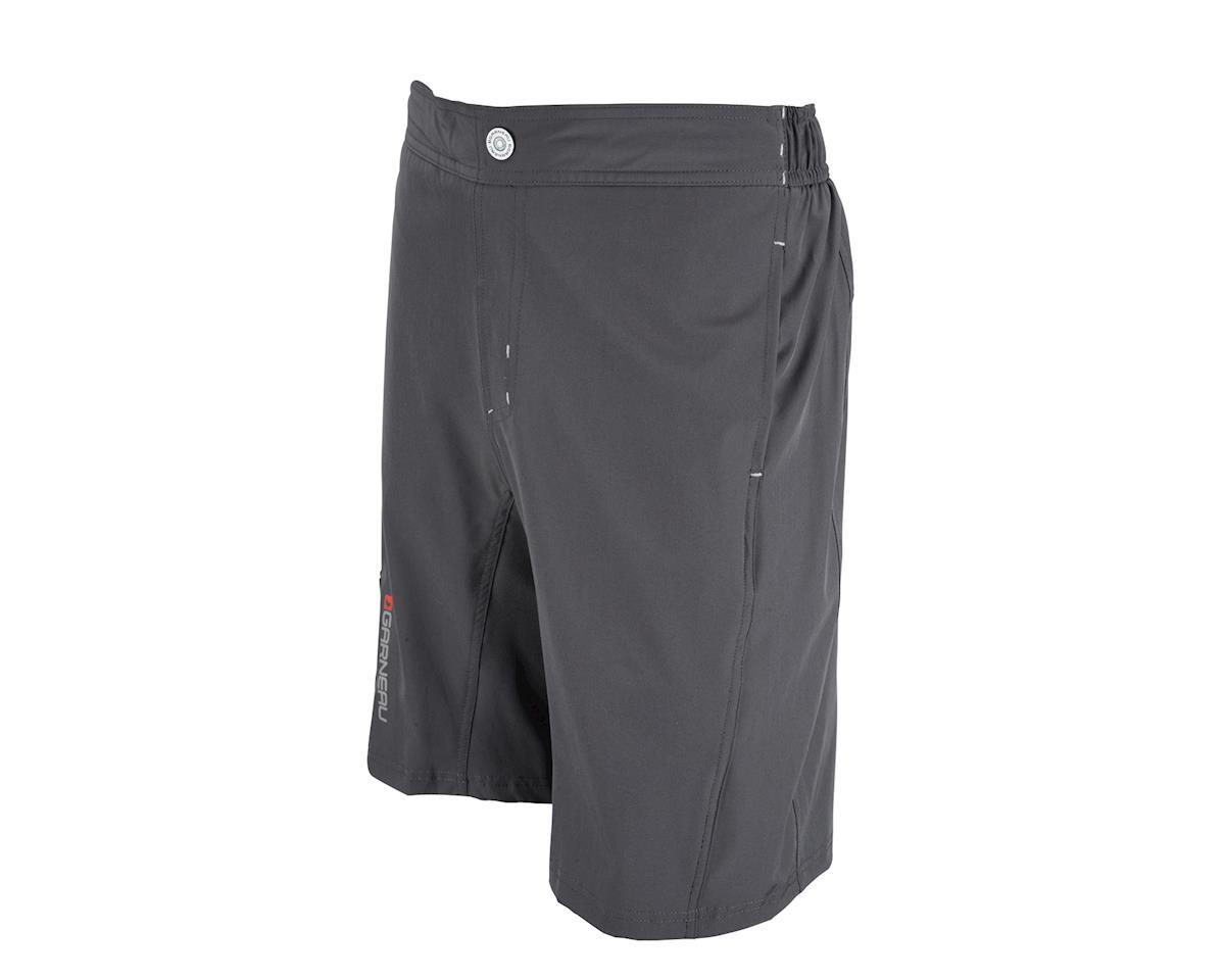 Louis Garneau Range Men's MTB Short: Gray SM