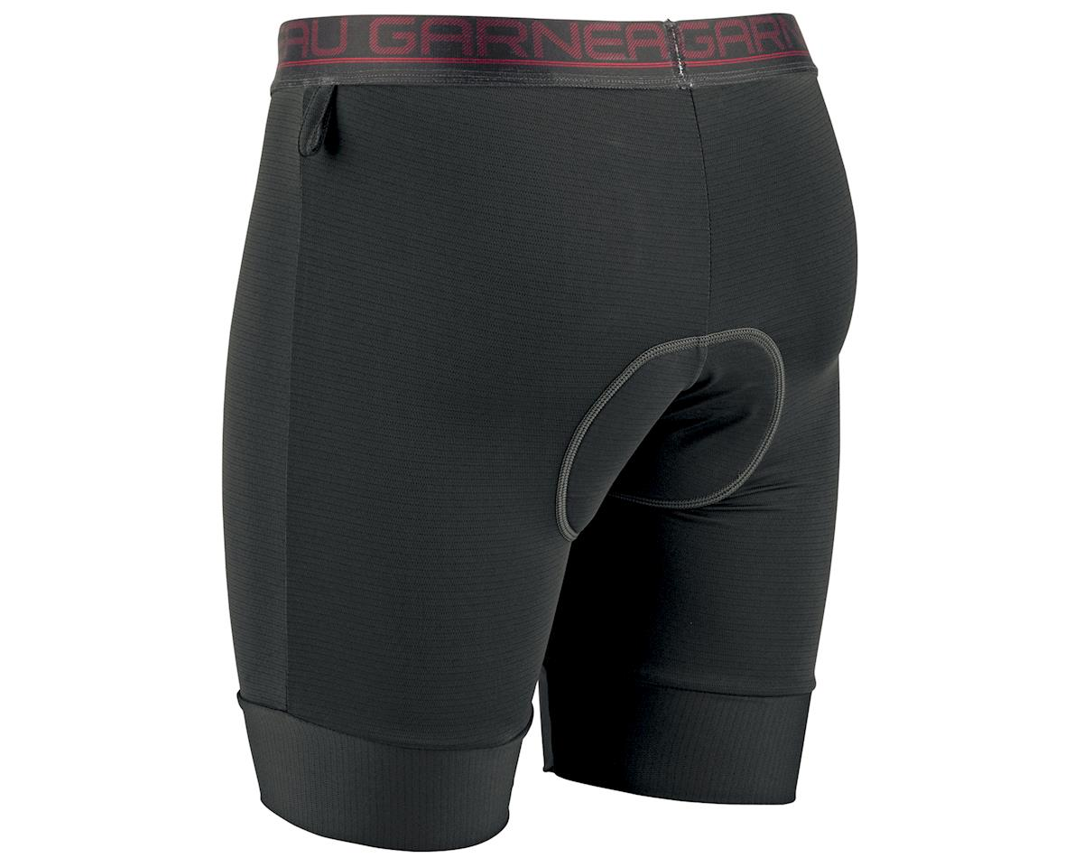 Louis Garneau 2002 Sport Innershorts (Black/Red) (S)