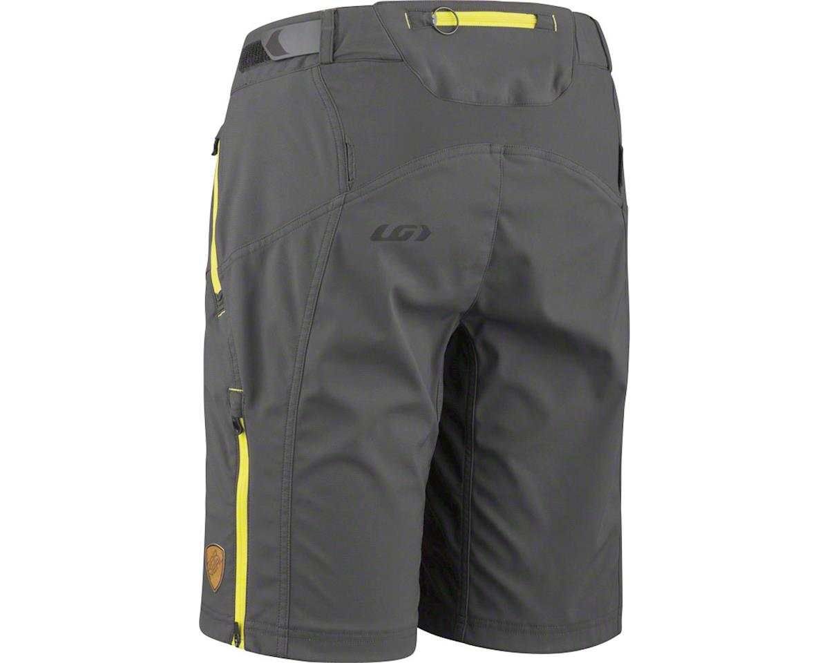 Louis Garneau Women's Off Season Shorts (Gray/Yellow) (L)