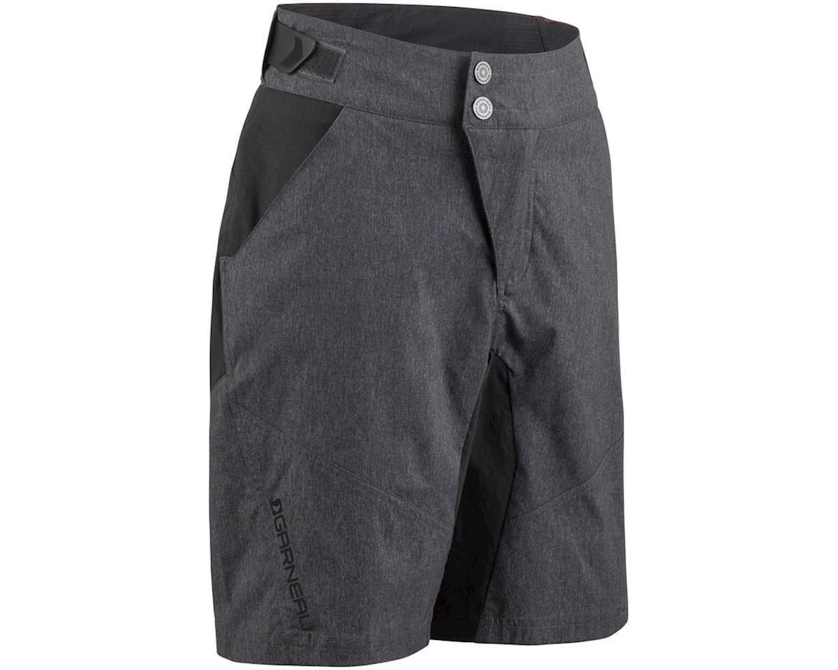 Louis Garneau Dirt Junior Short: Black/Gray JR SM