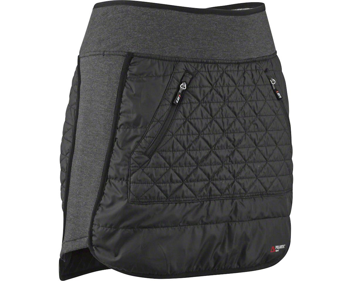 Louis Garneau Rocket Skirt (Black/Gray)