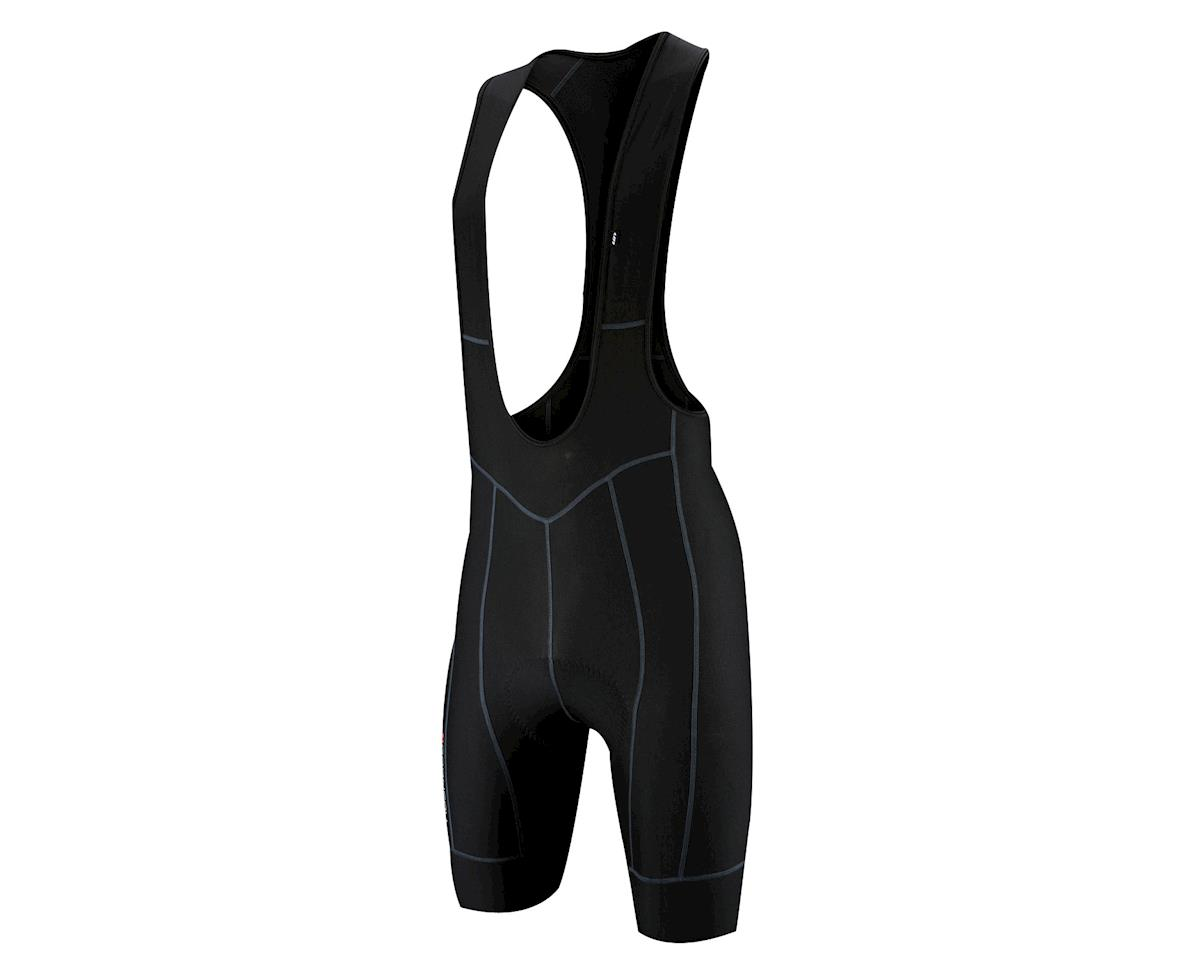 Louis Garneau Fit Sensor 2 Bib Shorts (Black) (L)