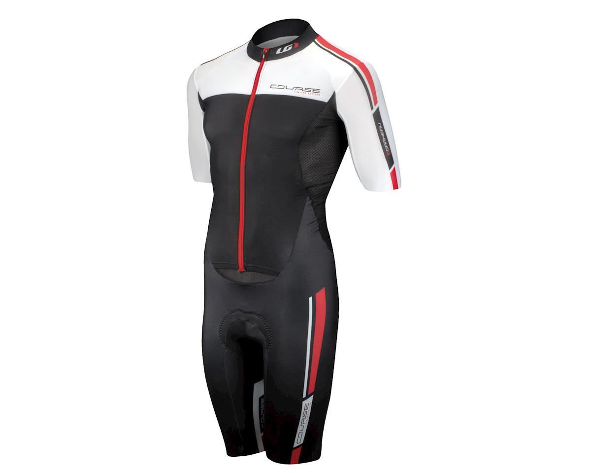 Louis Garneau Course Skin Suit (Black/White)
