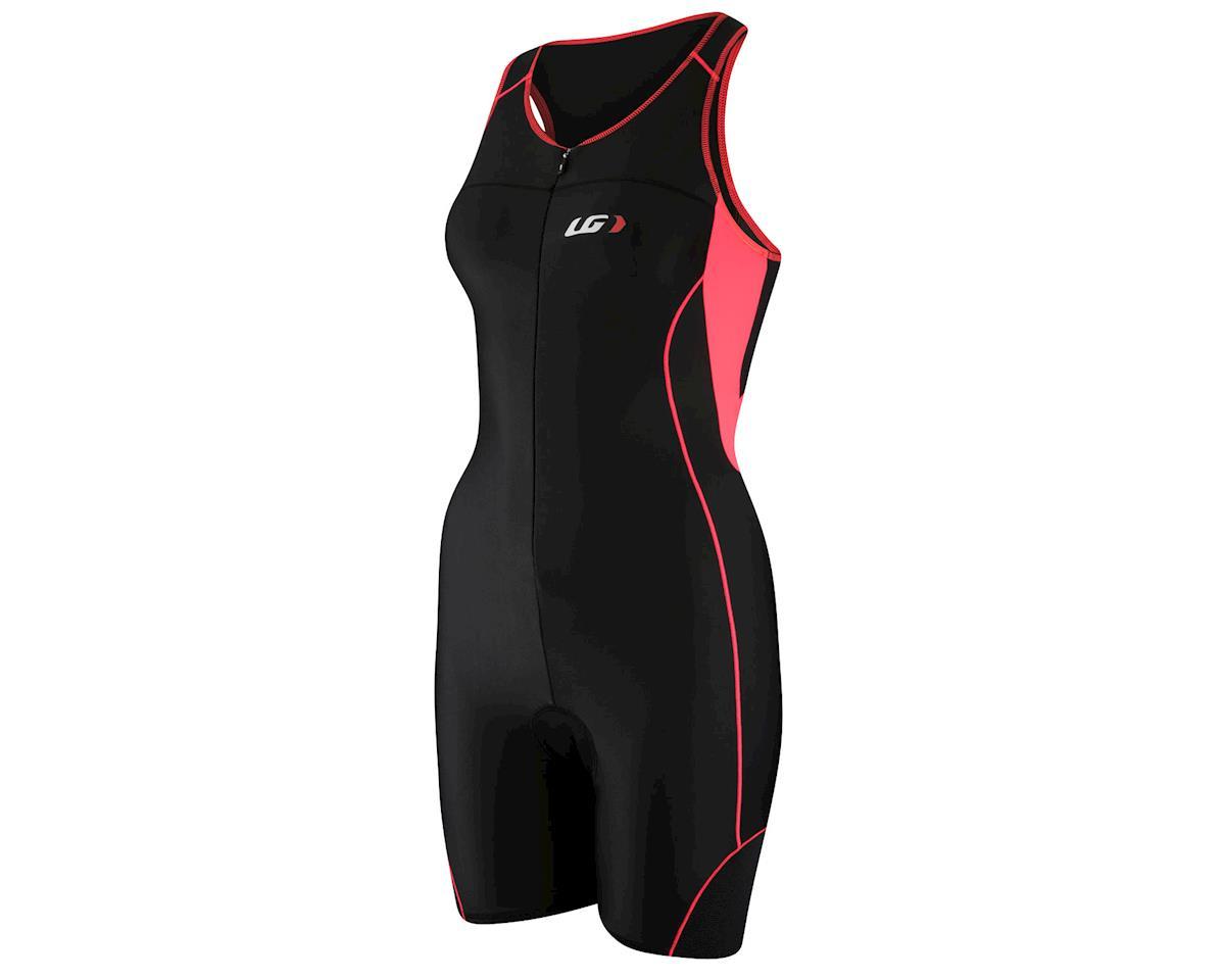 Louis Garneau Women's Comp Tri Suit (Black/Red) (Xxlarge)