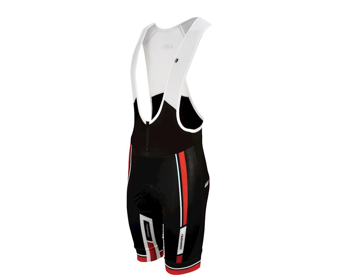 Louis Garneau Course Thermal Bib Shorts (Black) (XL)