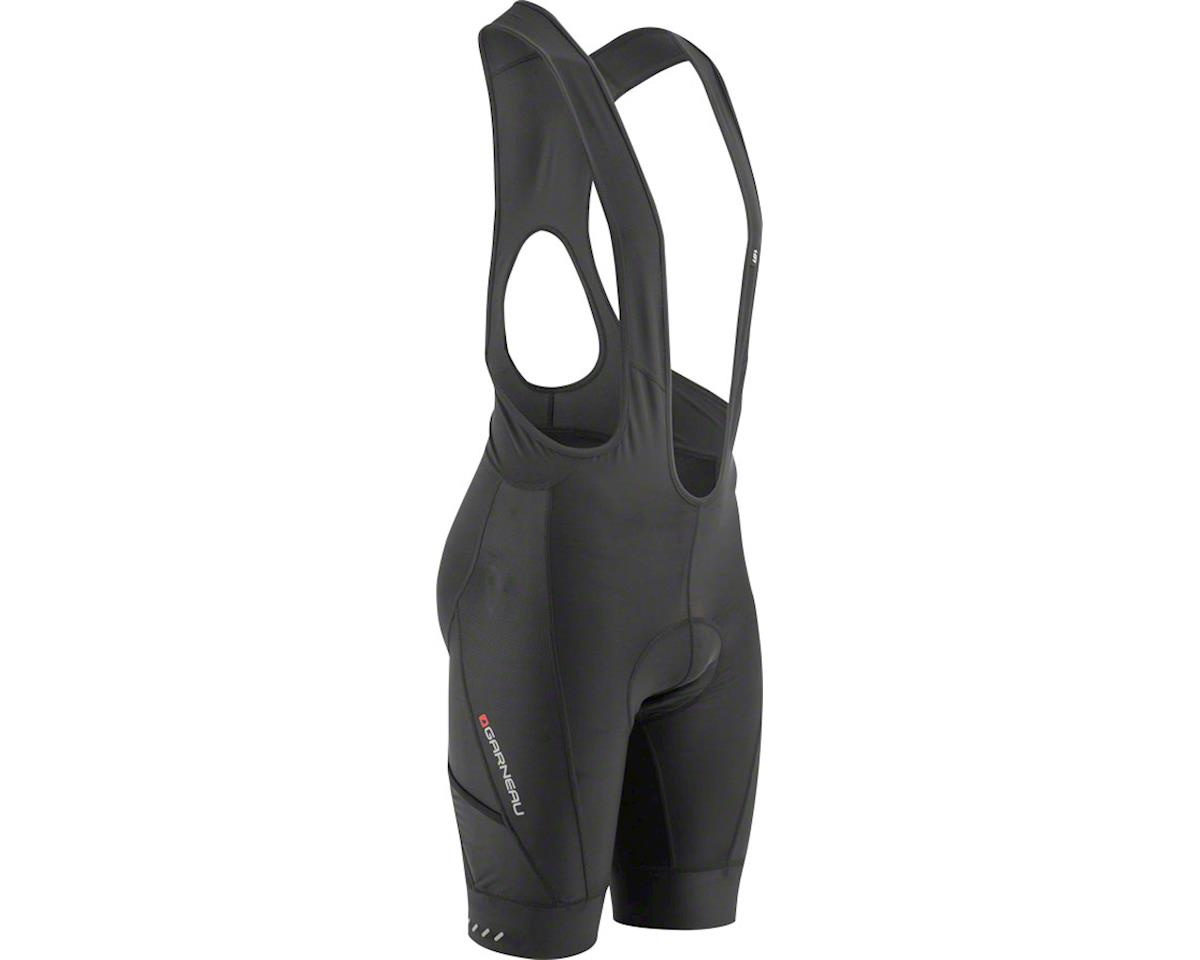 Louis Garneau Optimum Bib Shorts (Black) (S)