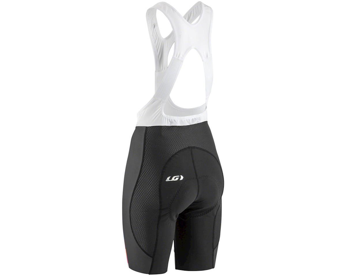 Louis Garneau Women's CB Carbon Lazer Bib Shorts (Black/Mulitcolor) (XL)