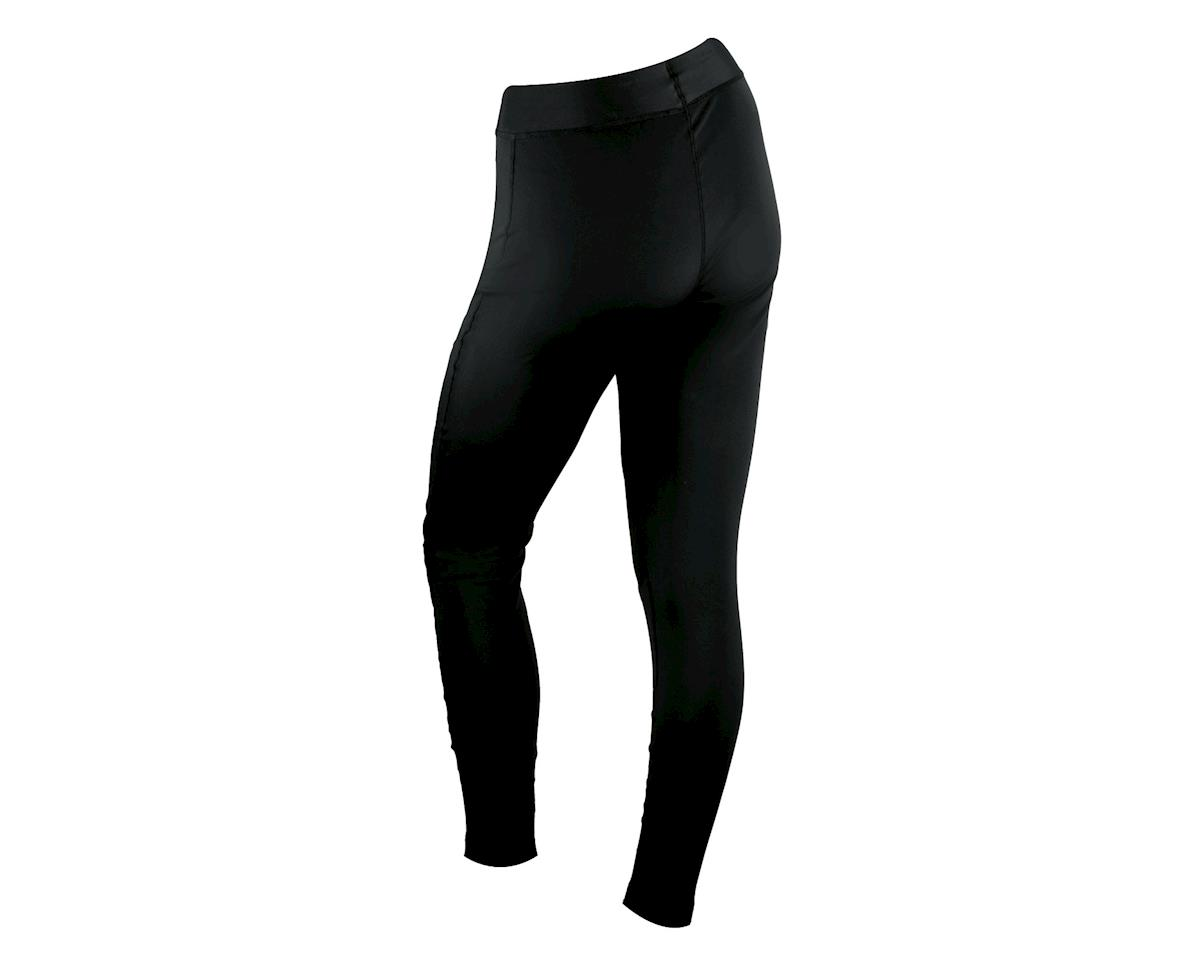 Image 2 for Louis Garneau Women's Solano Tights With Chamois (Black)