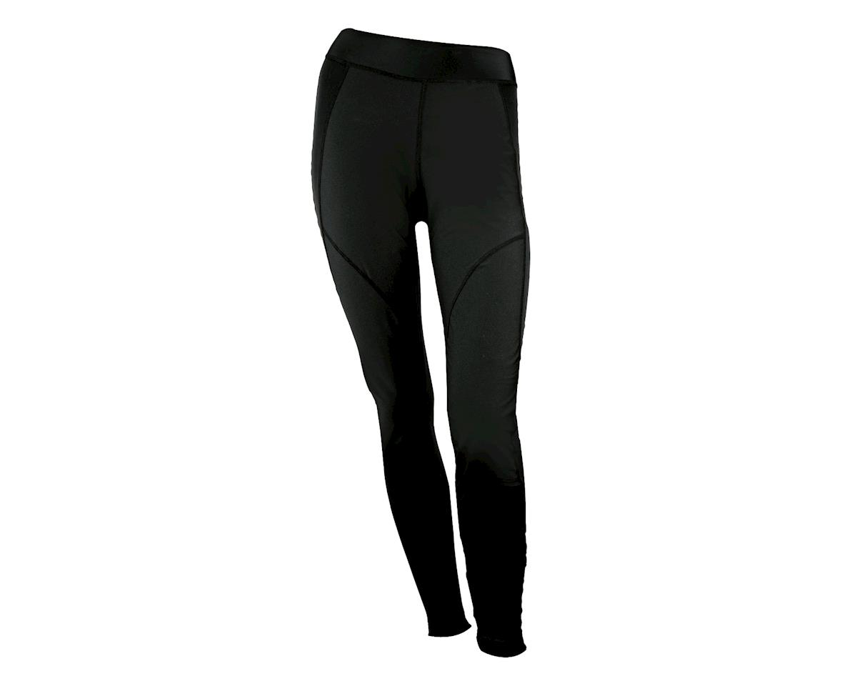 Image 3 for Louis Garneau Women's Solano Tights With Chamois (Black)