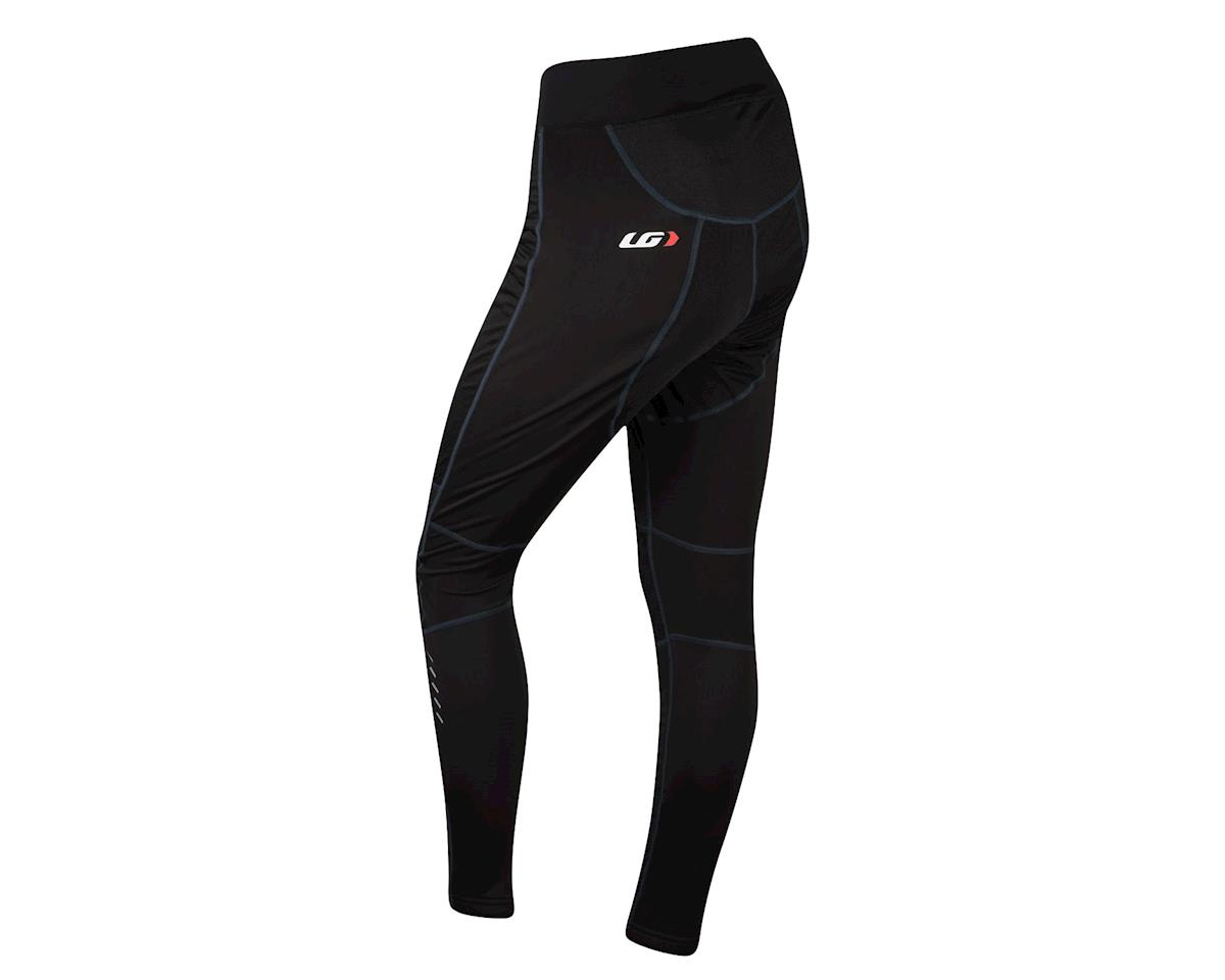 Louis Garneau Women's Solano 2 Chamois Tights (Black)