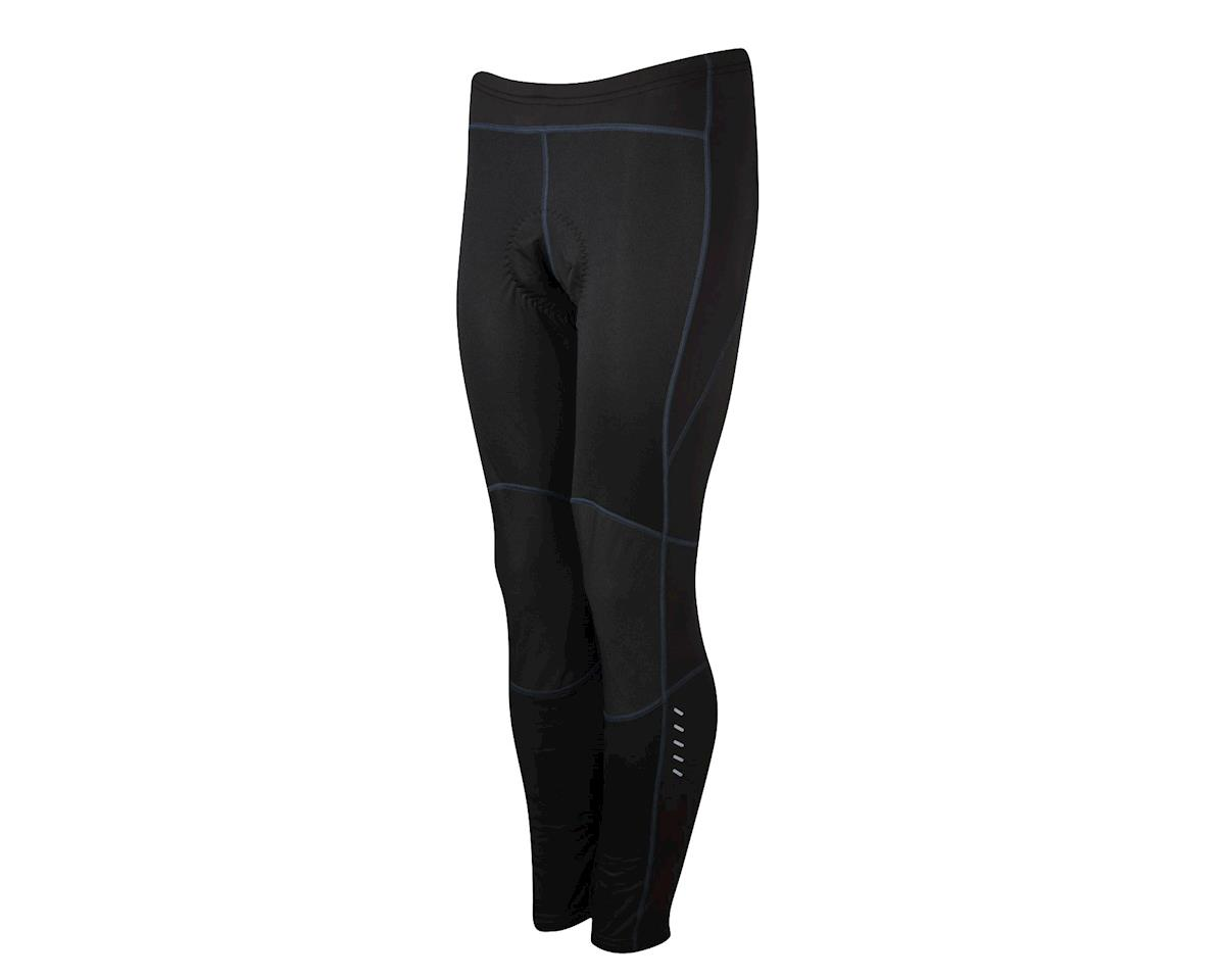 Louis Garneau Solano 2 Men's Chamois Tights (Black)
