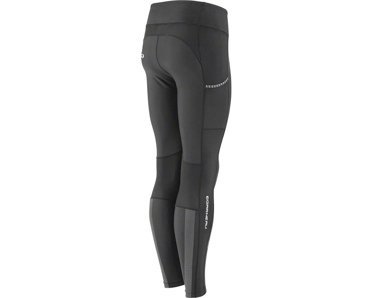Image 2 for Louis Garneau Women's Optimum Mat Tights (Black) (L)
