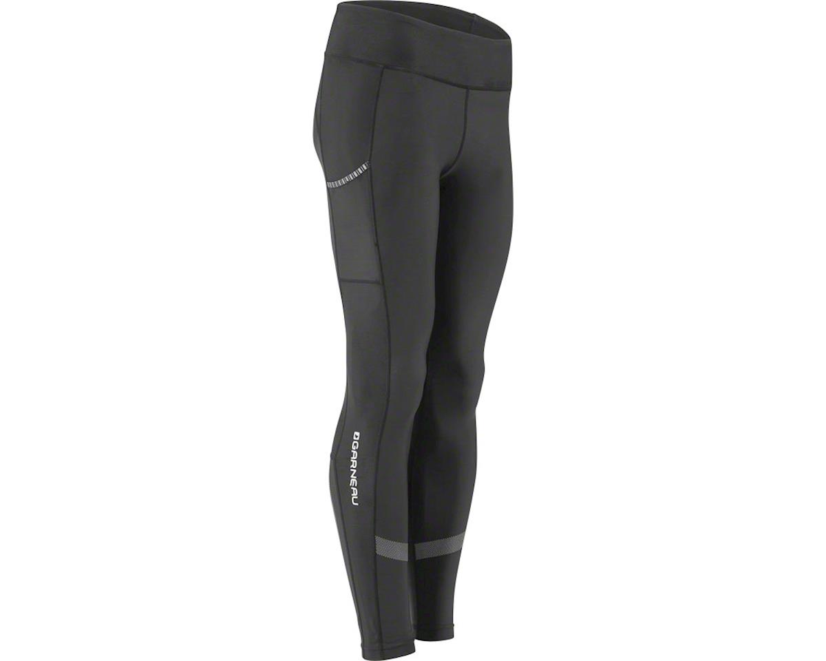 Louis Garneau Women's Optimum Mat Tights (Black) (M)