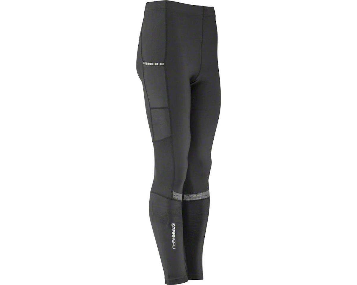 Garneau Optimum Mat Men's Tights: Black LG