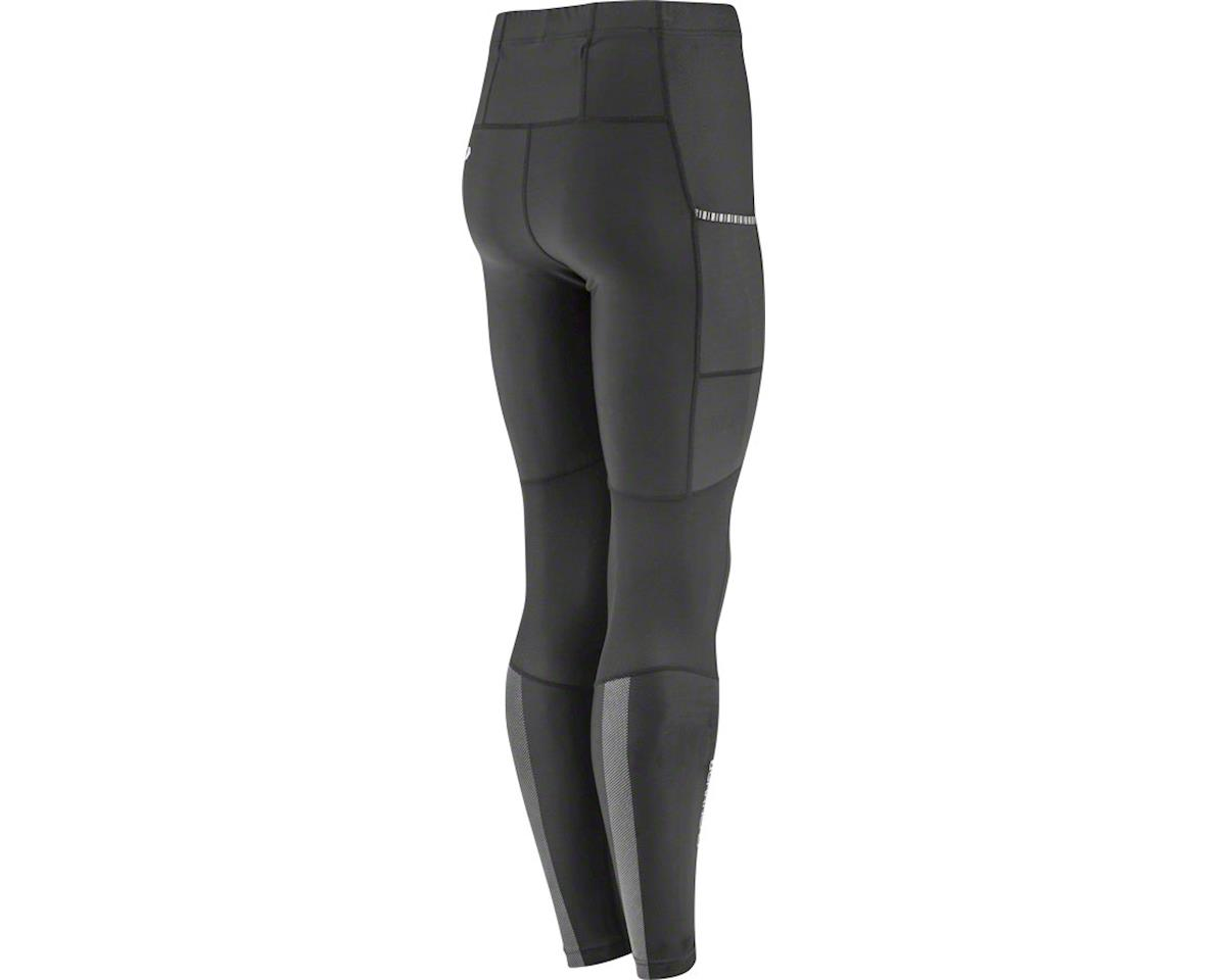 Image 2 for Louis Garneau Optimum Mat Tights (Black)