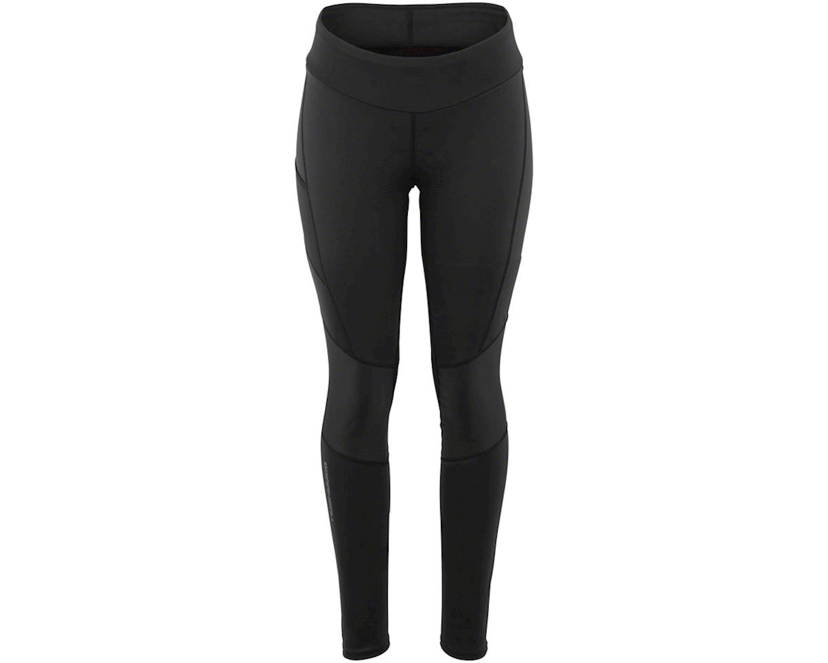 Louis Garneau Women's Solano Chamois Tights (Black)