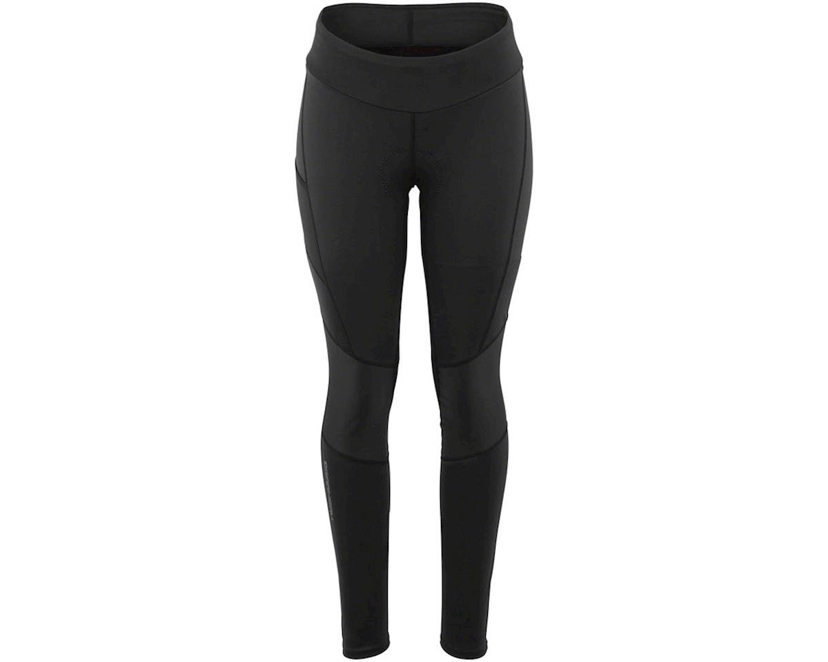 Image 1 for Louis Garneau Women's Solano Chamois Tights (Black) (M)