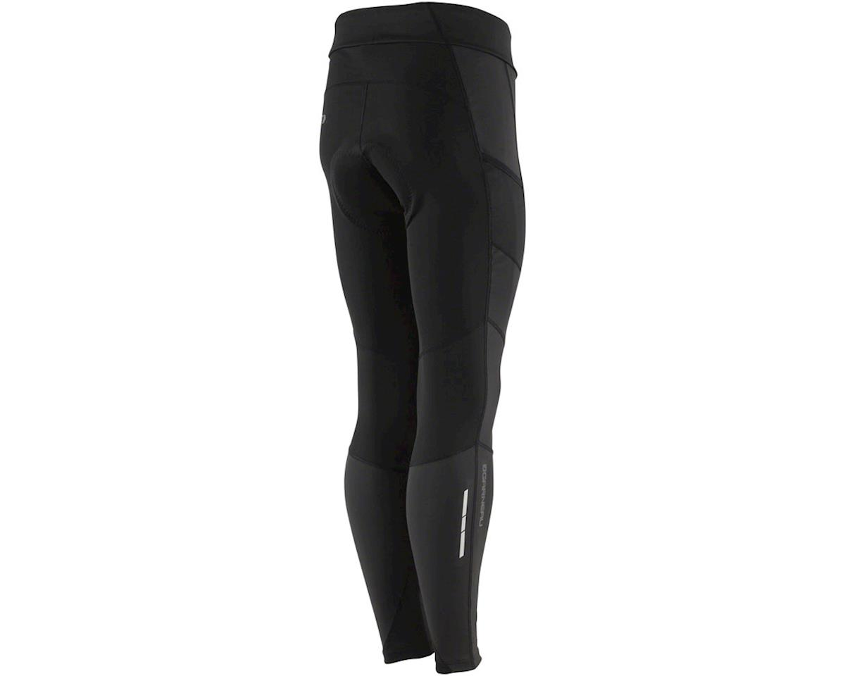 Image 2 for Louis Garneau Women's Solano Chamois Tights (Black) (M)