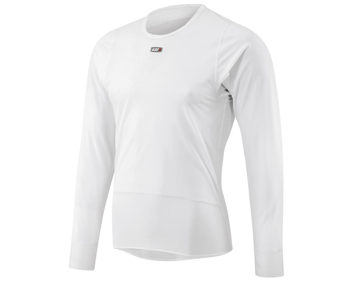 Louis Garneau SF-2 Plastron Long Sleeve Base Layer (White)
