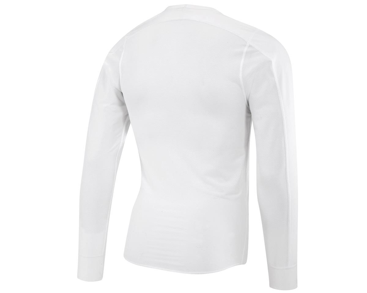 Louis Garneau SF-2 Plastron Long Sleeve Base Layer (White) (M)