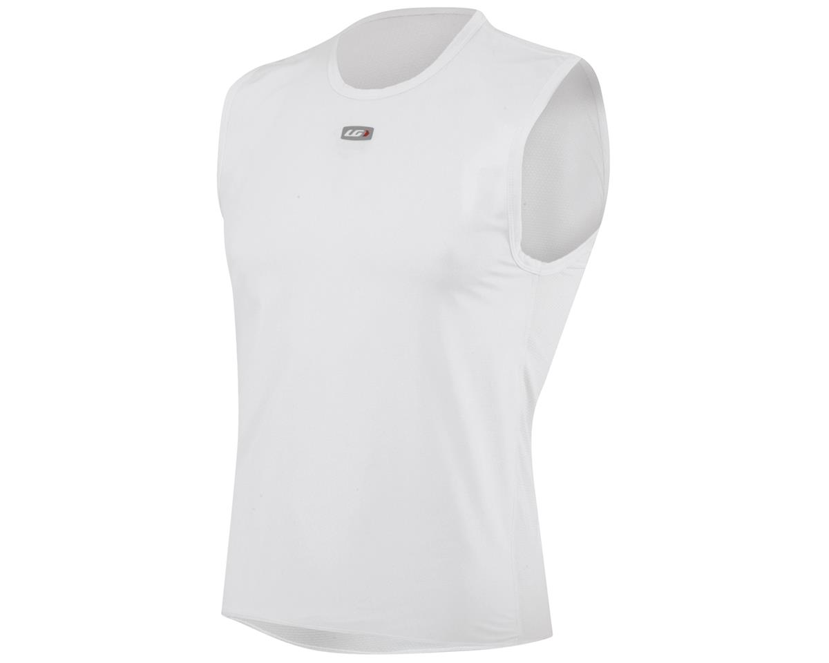 Louis Garneau SF-2 Plastron Sleeveless Base Layer (White)