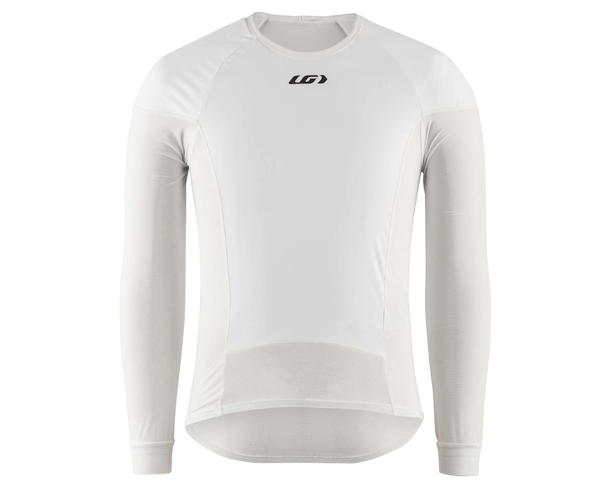 Louis Garneau Supra Windbreaker Top (White) (M)