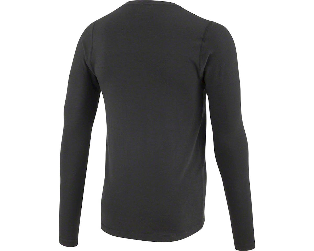 Louis Garneau 2004 Base Layer Top (Black) Long Sleeve (L)