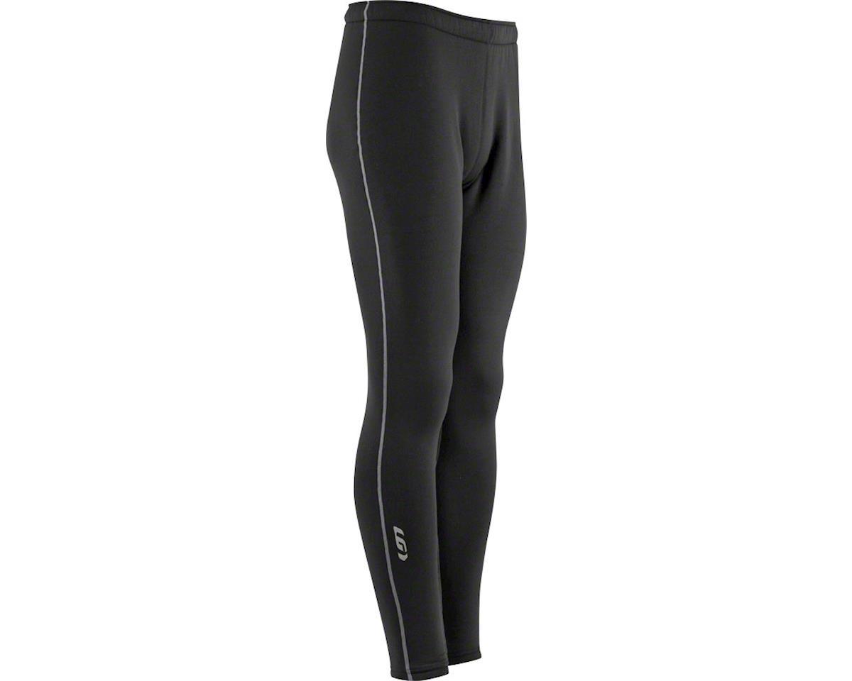 Louis Garneau Training Pants: Black SM