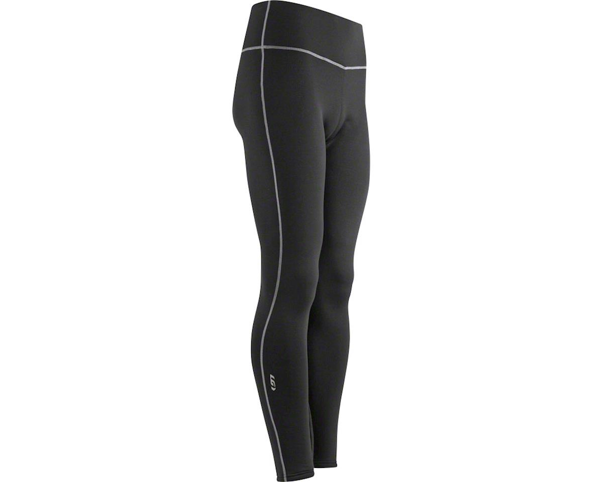 Louis Garneau Women's Training Pants (Black) (Large)