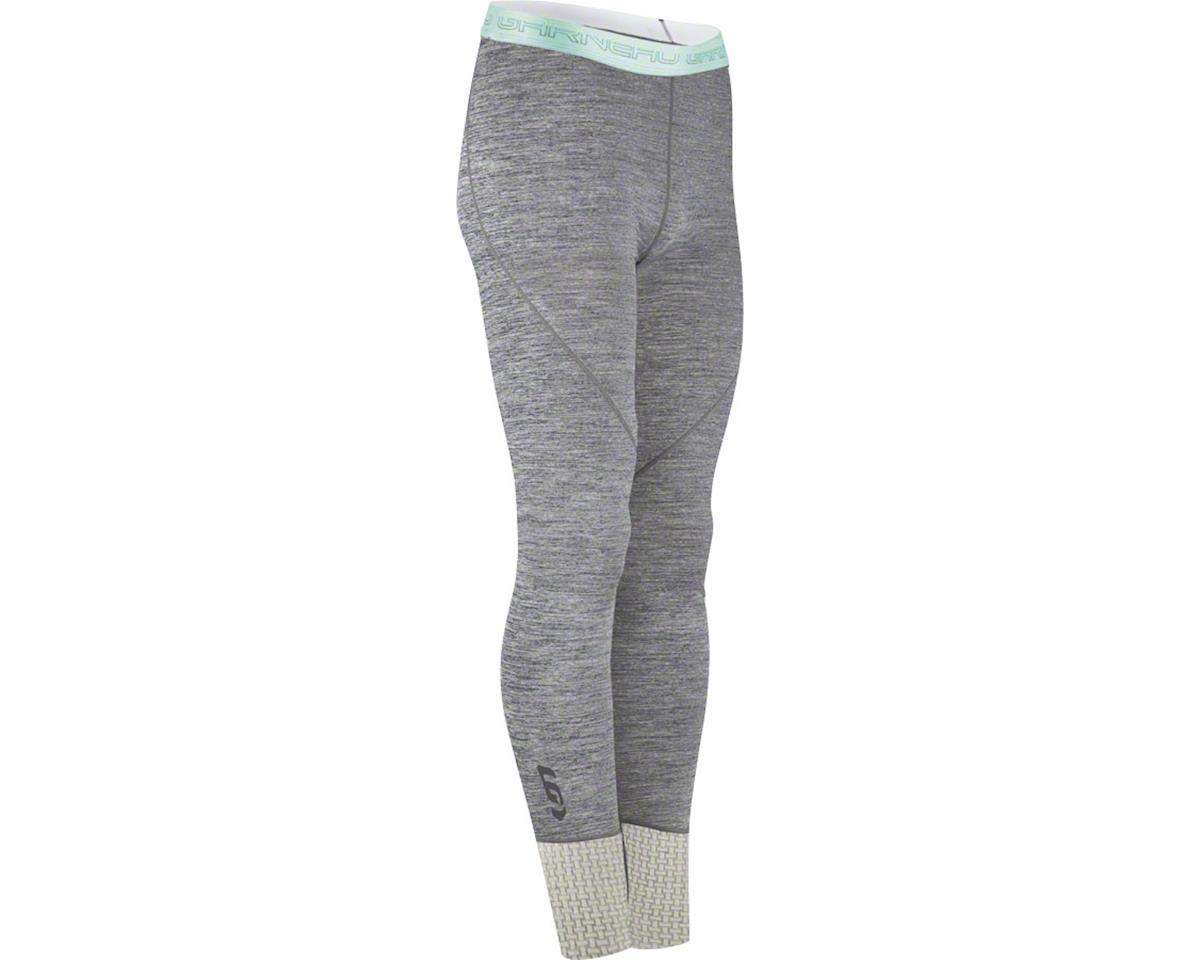 Louis Garneau Women's 2004 Base Layer Bottom Pants (Heather Gray) (XL)