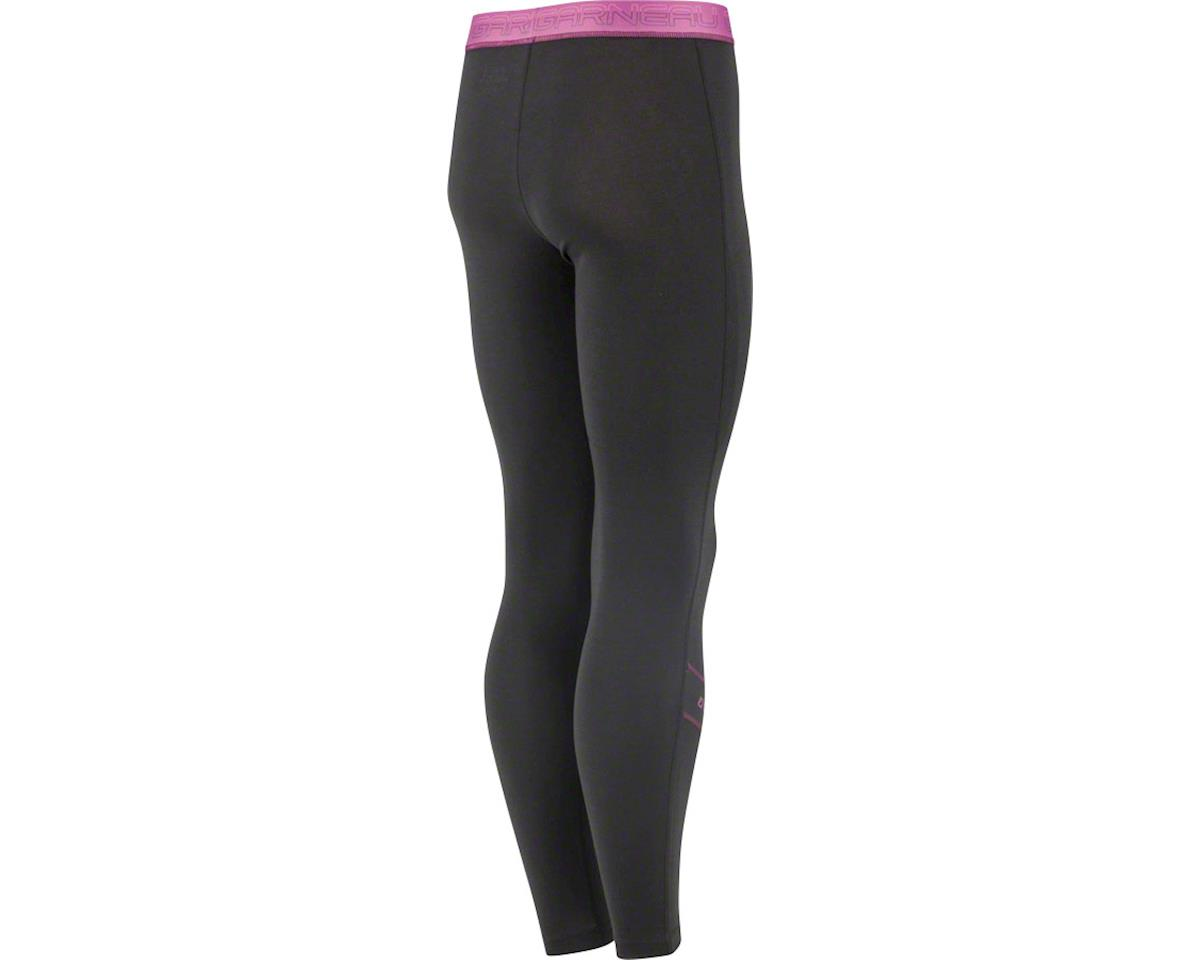 Louis Garneau Women's 2004 Base Layer Bottom Pants (Black/Purple) (S)