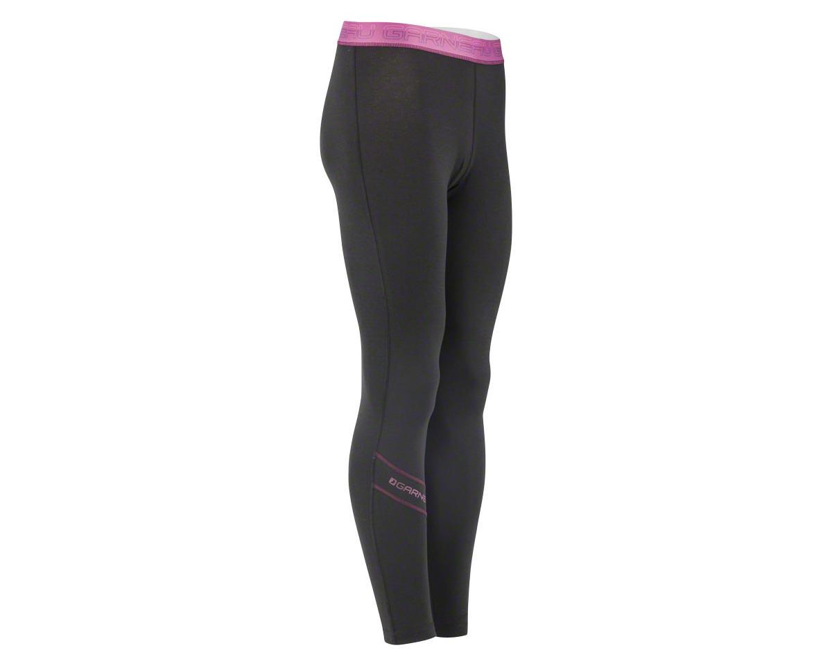 Image 1 for Louis Garneau Women's 2004 Base Layer Bottom Pants (Black/Purple) (XL)