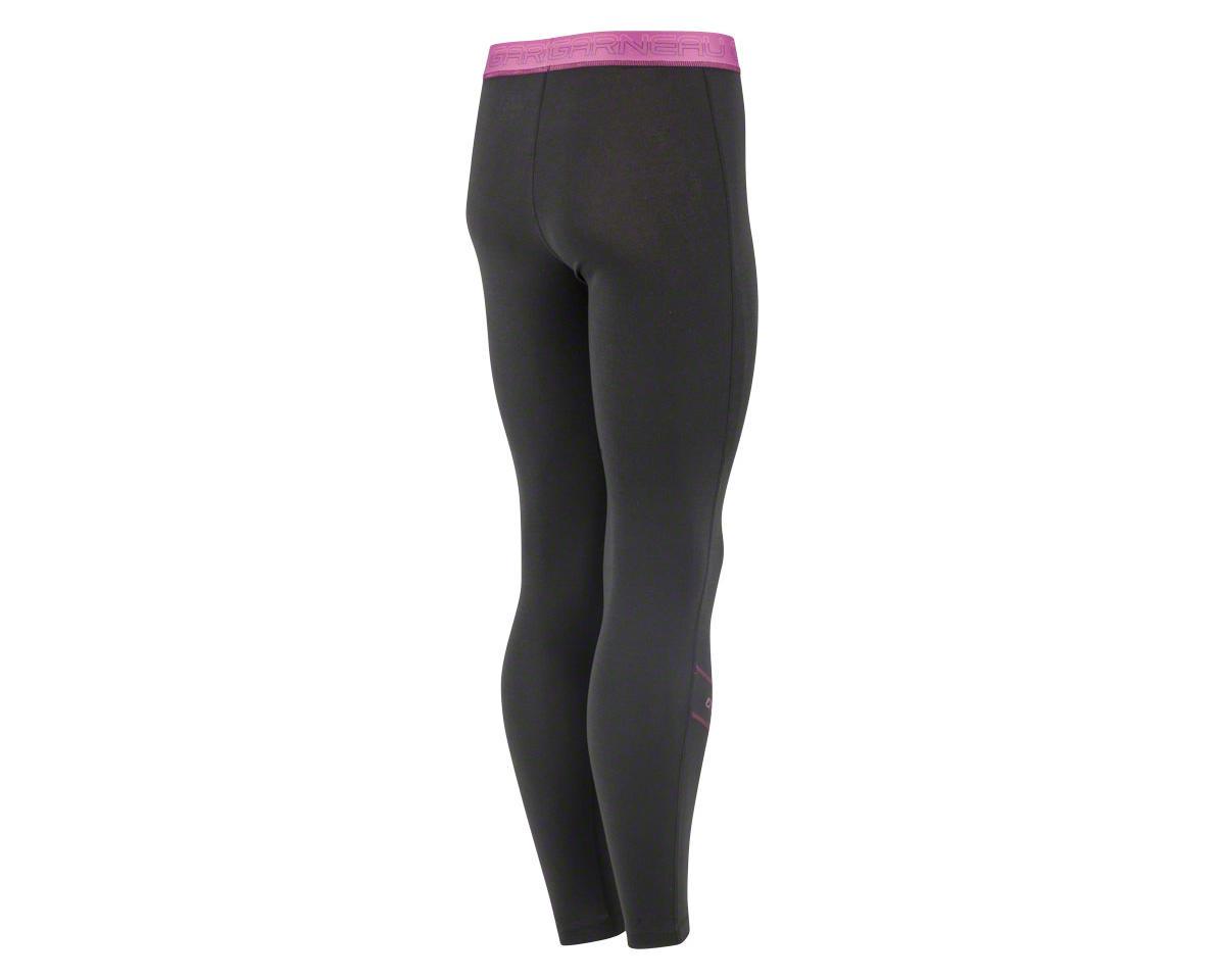Image 2 for Louis Garneau Women's 2004 Base Layer Bottom Pants (Black/Purple) (XL)