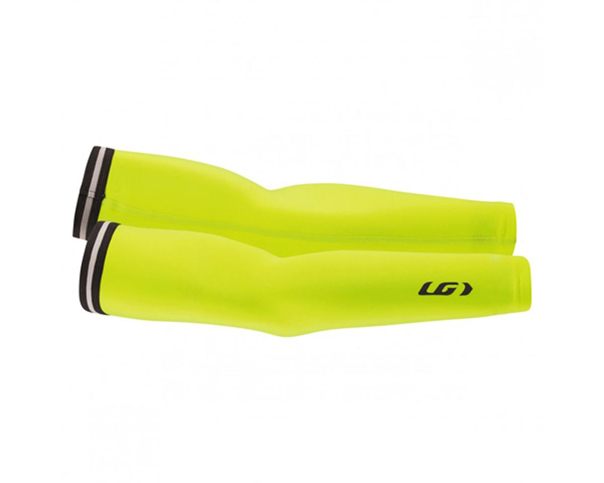 Louis Garneau Arm Warmers 2 (Hivis Yellow) (M)