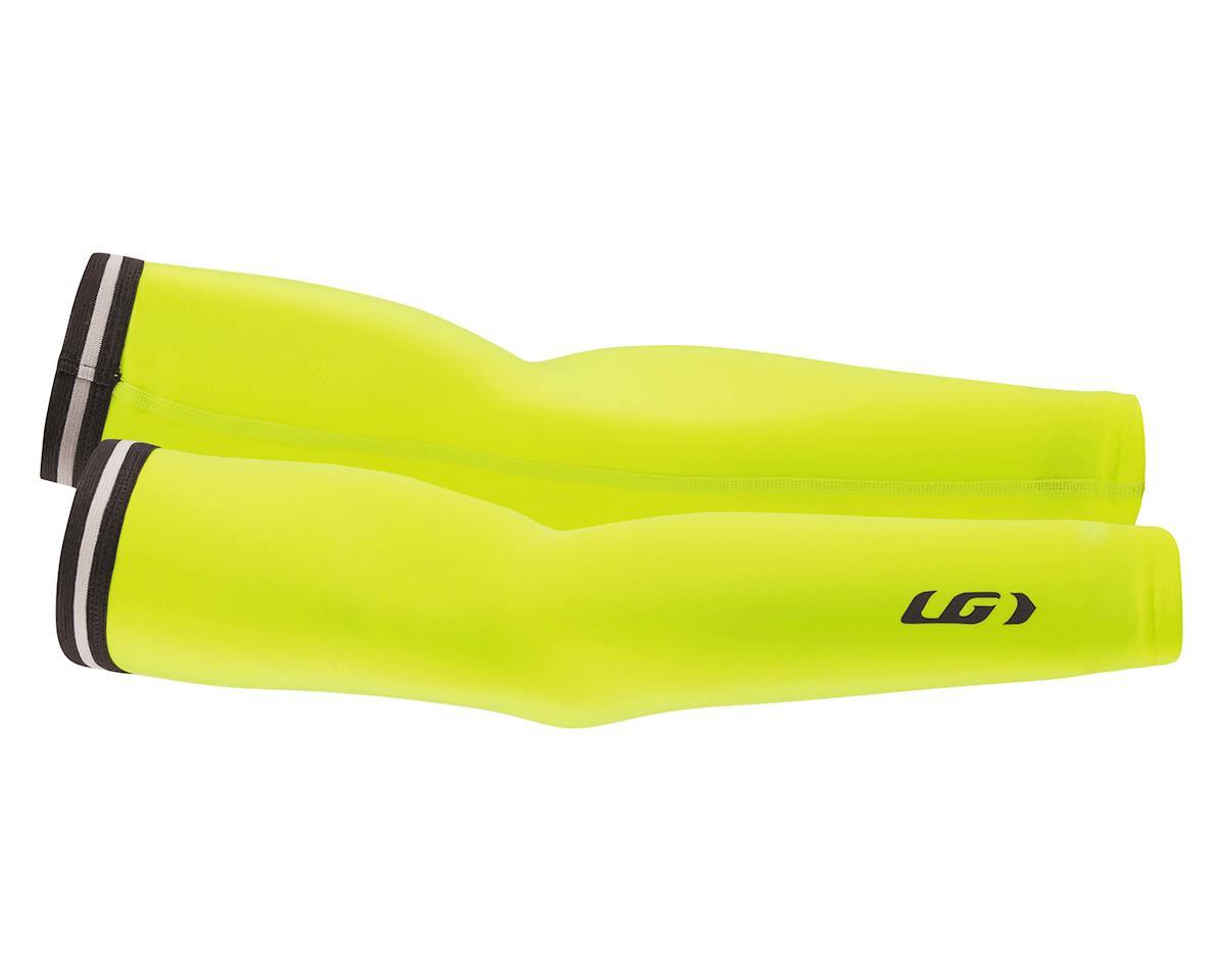 Louis Garneau Arm Warmers 2 (Hivis Yellow) (XS)