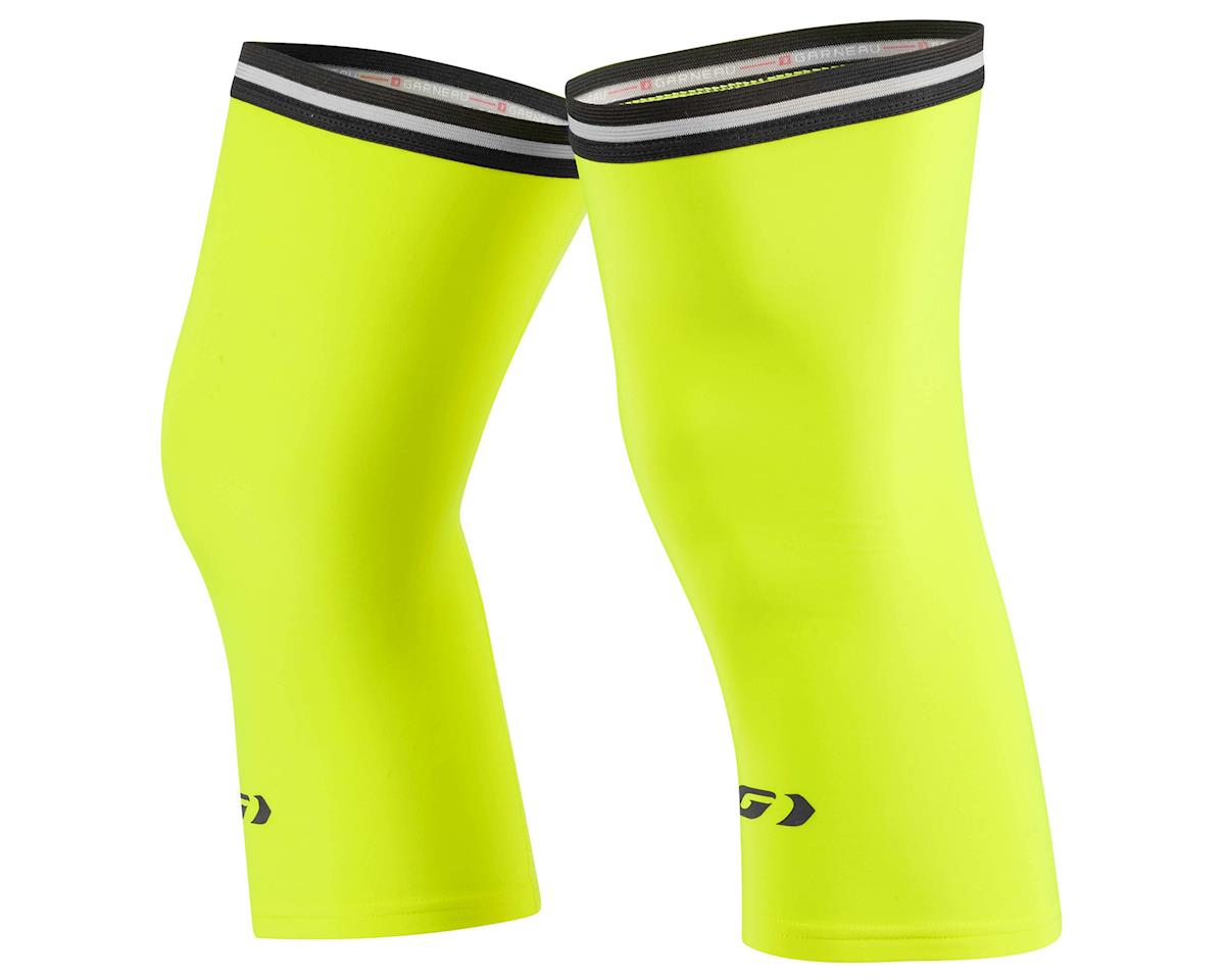 Louis Garneau Knee Warmers 2 (Bright Yellow) (XS)
