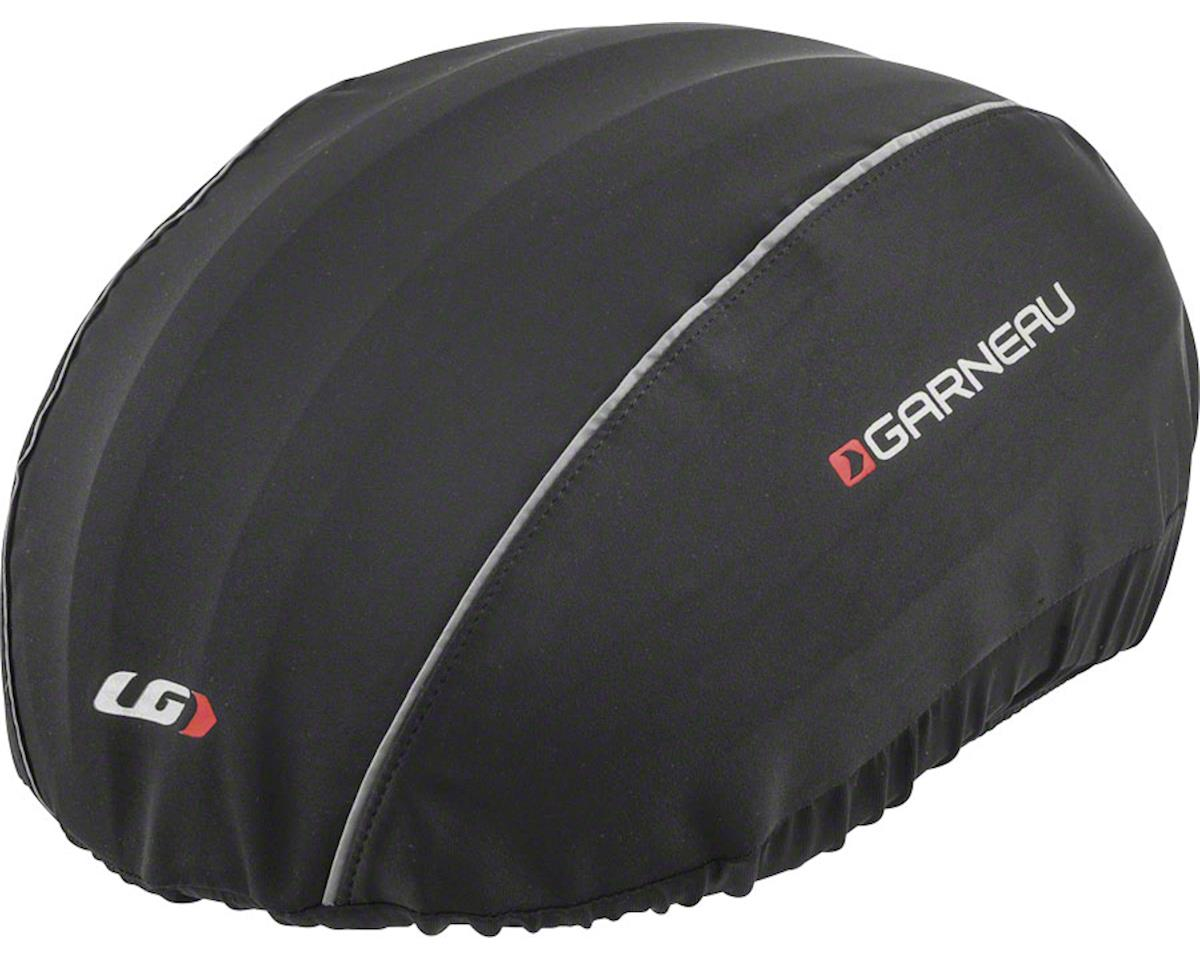 Louis Garneau H2 Helmet Cover: Black LG/XL