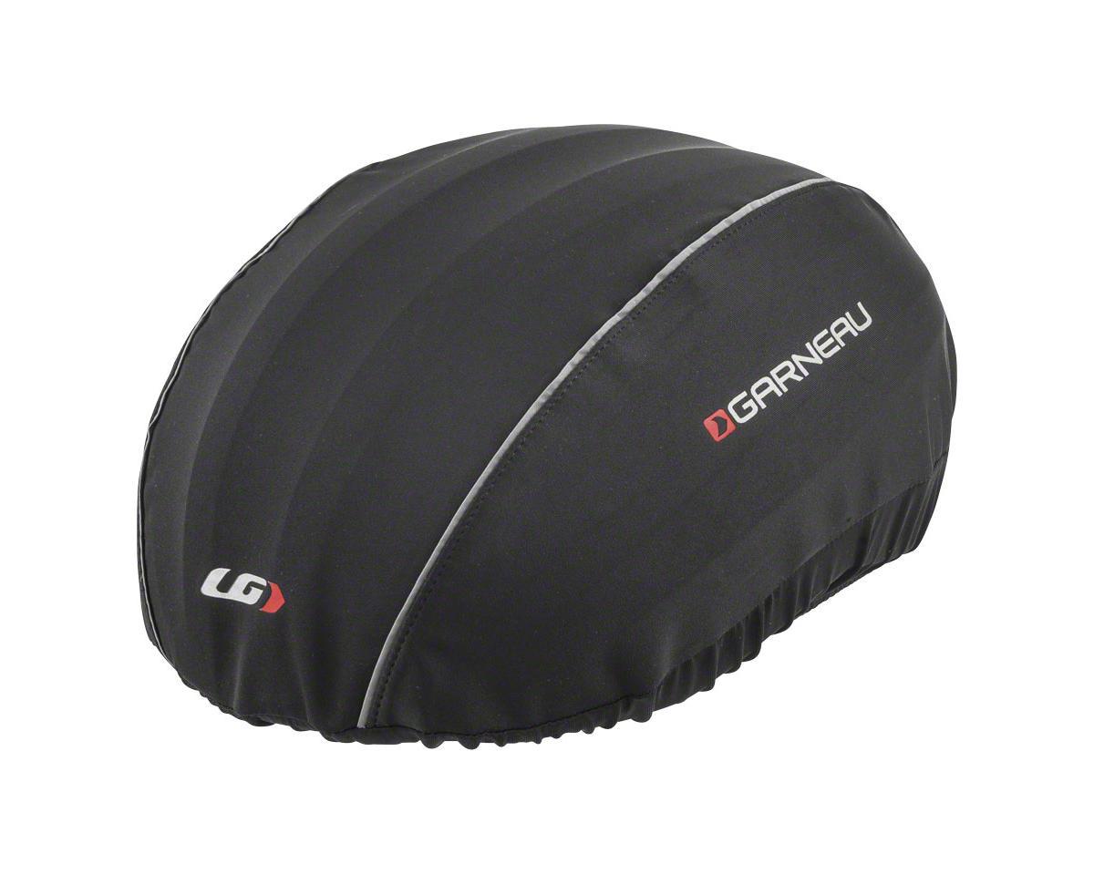 Louis Garneau H2 Helmet Cover: Black SM/MD