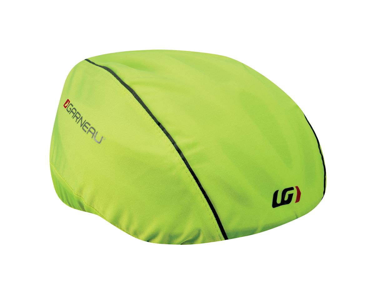 Louis Garneau H2 Helmet Cover (Bright Yellow) (L/XL)