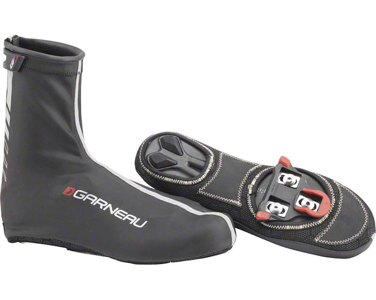 Louis Garneau H2O 2 Cycling Shoe Cover (Black) (S)