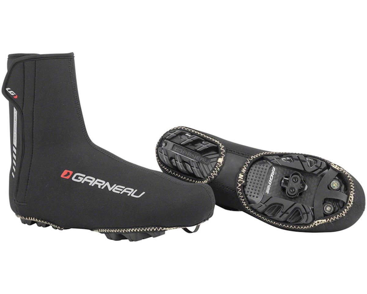 Louis Garneau Neo Protect III Shoe Covers (Black) (S)