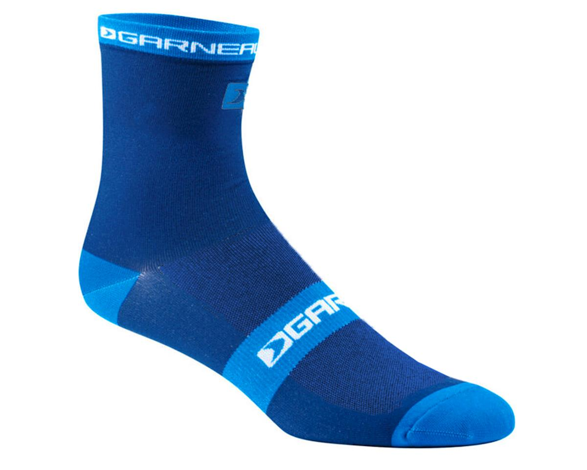 Louis Garneau Tuscan Cycling Socks (CURA Blue)