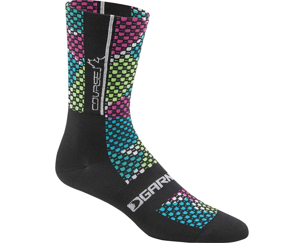 Louis Garneau Women's Course Socks (Black/Multicolor) (L/XL)