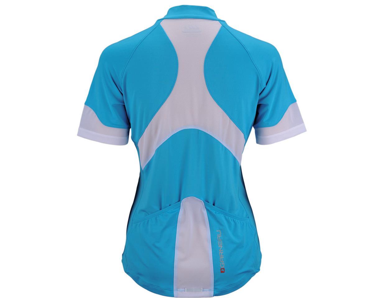 Louis Garneau Women's Skin-X Short Sleeve Jersey (Green)