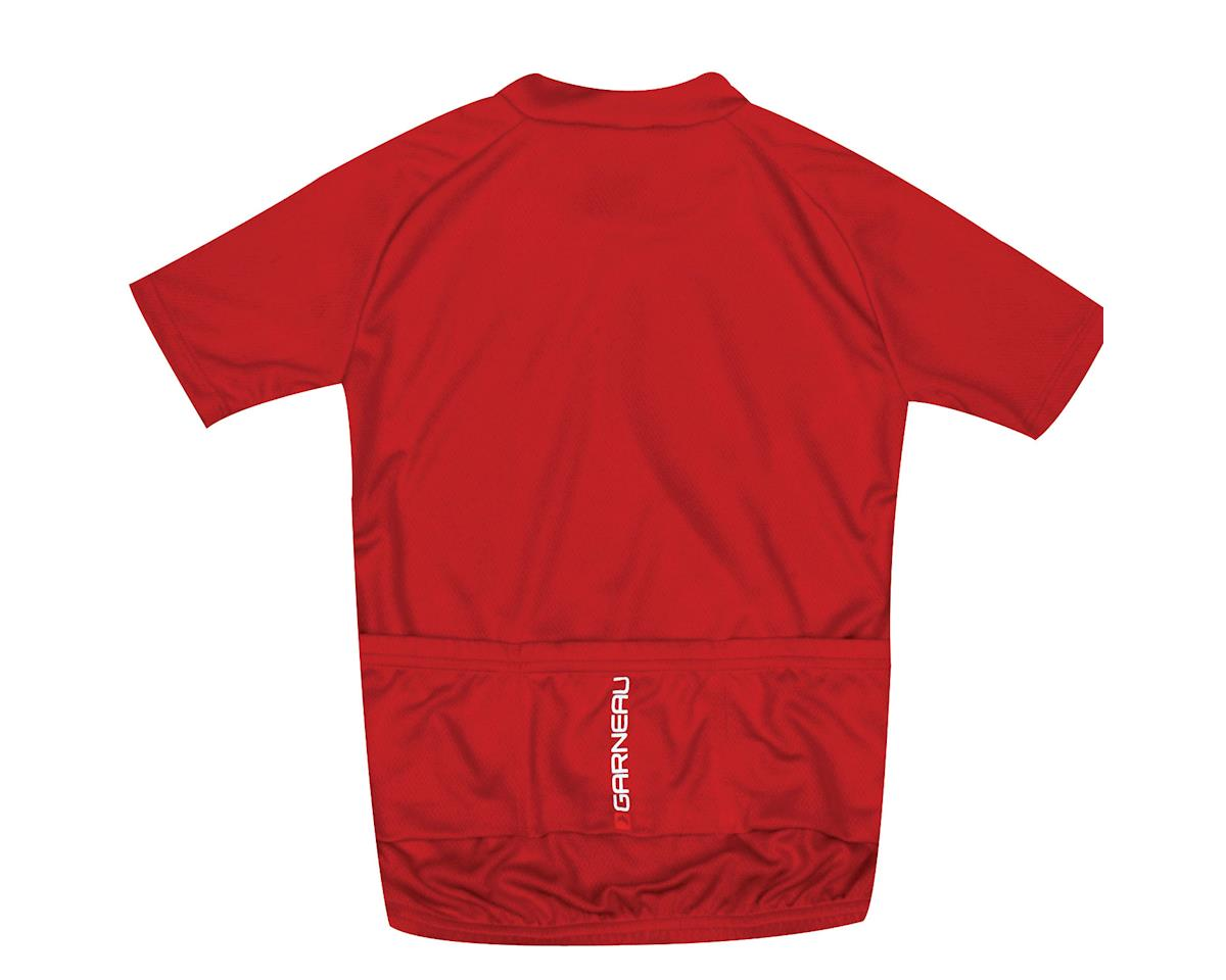 Louis Garneau Kid Short Sleeve Jersey (Blue)