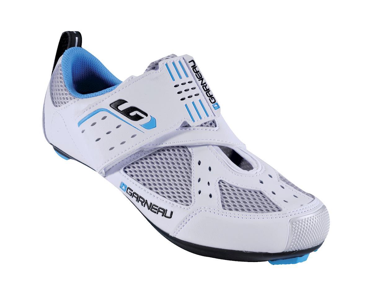 Louis Garneau Women's Tri Comp 2 Triathlon Shoes - Performance Exclusive (White)